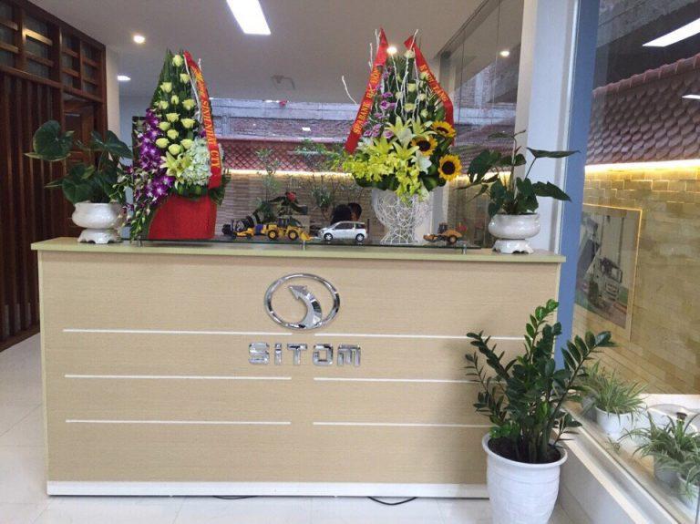 văn phòng công ty Stom